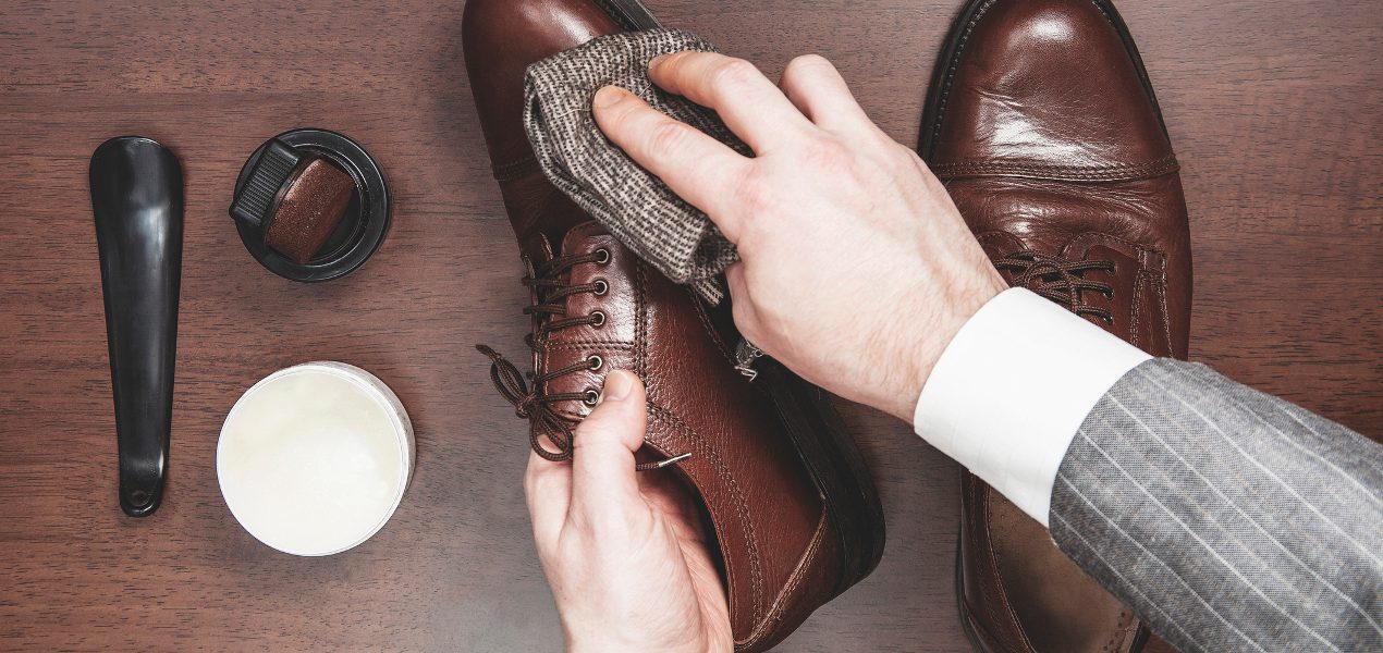 Akcesoria do pielęgnacji butów ze skóry